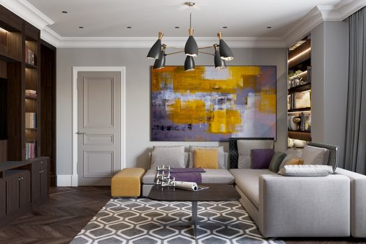 Giving Stunning Looks To Artwork In Our Sweet Homes