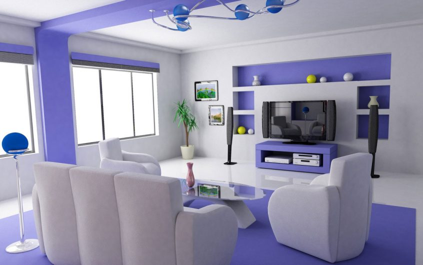 Easy Home Decoration Tips to Spice up Blank Walls