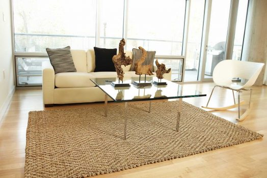 Know The Benefits Associated With Jute Rugs