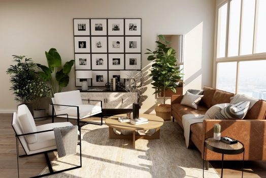 Change Your Look With Our Perfect Interior Design Ideas