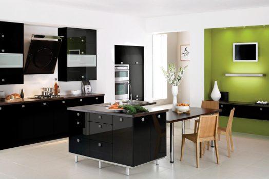 6 Modern Kitchen Counter Top Options