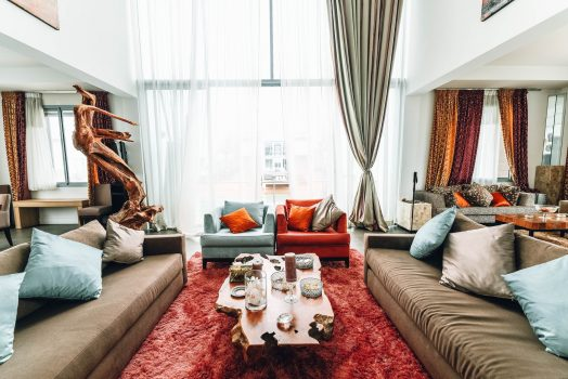 Display Homes: Can You Turn Them To Luxury Homes?